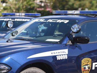 Reportan un derrame de diesel en una carretera en Barceloneta