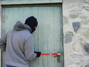 Reportan varios robos