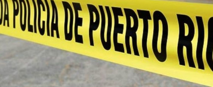 Herido de bala en Ponce
