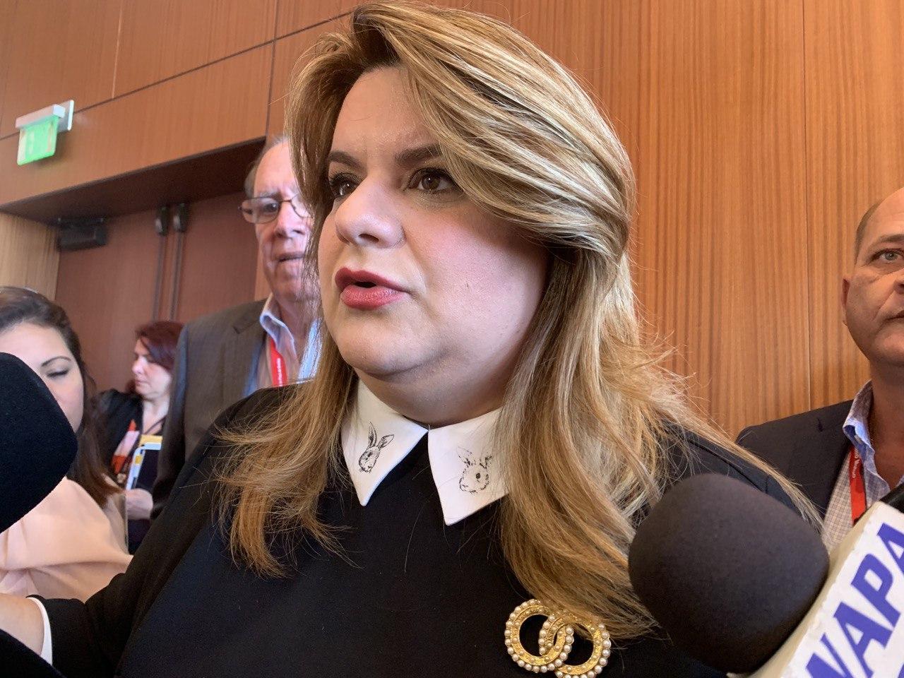 Jenniffer González anuncia $4.3 millones para hogares de adultos mayores, AEE y dragado del Puerto de Mayagüez