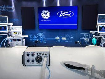 Ford producirá 50,000 ventiladores en Michigan en los próximos 100 días