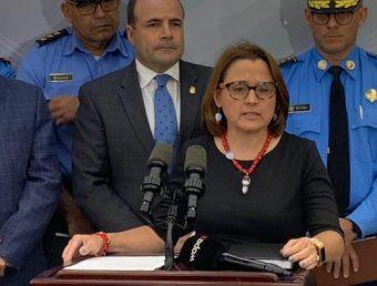 Secretaria de Justicia no ha recibido referido de la contralora por la guagua blindada