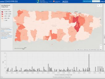 Vital el rastreo de síntomas para controlar el contagio del COVID-19 en Puerto Rico