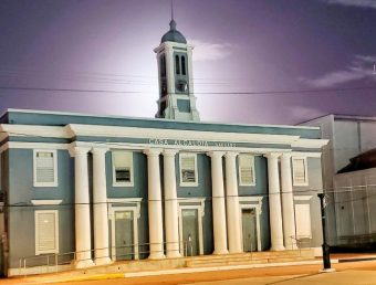 Aviso: Alcalde de Naguabo anuncia cierre alcaldía por caso de COVID-19