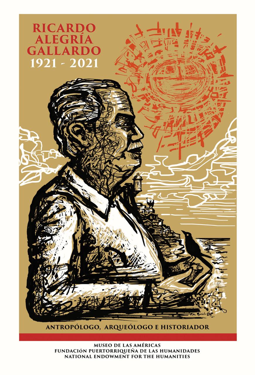 Publican página oficial Centenario Ricardo Alegría