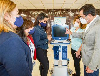 Sam's Club realiza donativo a la Fundación Hospital Pedíátrico
