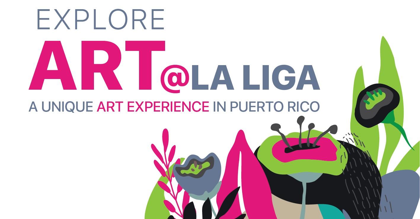 Artistas visuales invaden las redes sociales en apoyo a la Liga de Arte de San Juan