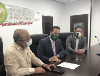 Alcaldes asociados recomiendan a la Gobernadora acción inmediata ante hospitalizaciones por Covid-19