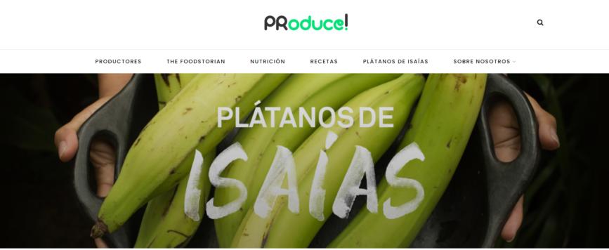 Lanzan iniciativa para salvar los Plátanos de Isaías