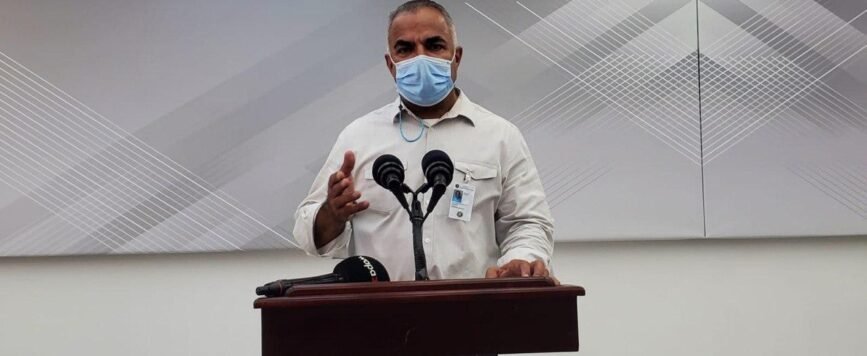 6 muertos y 683 casos confirmados de COVID-19, según informe DS