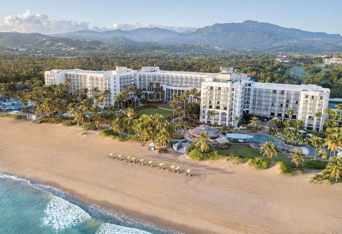 """La """"burbuja"""" del BSN se jugará en el Wyndham Grand Rio Mar Puerto Rico Golf & Beach Resort"""