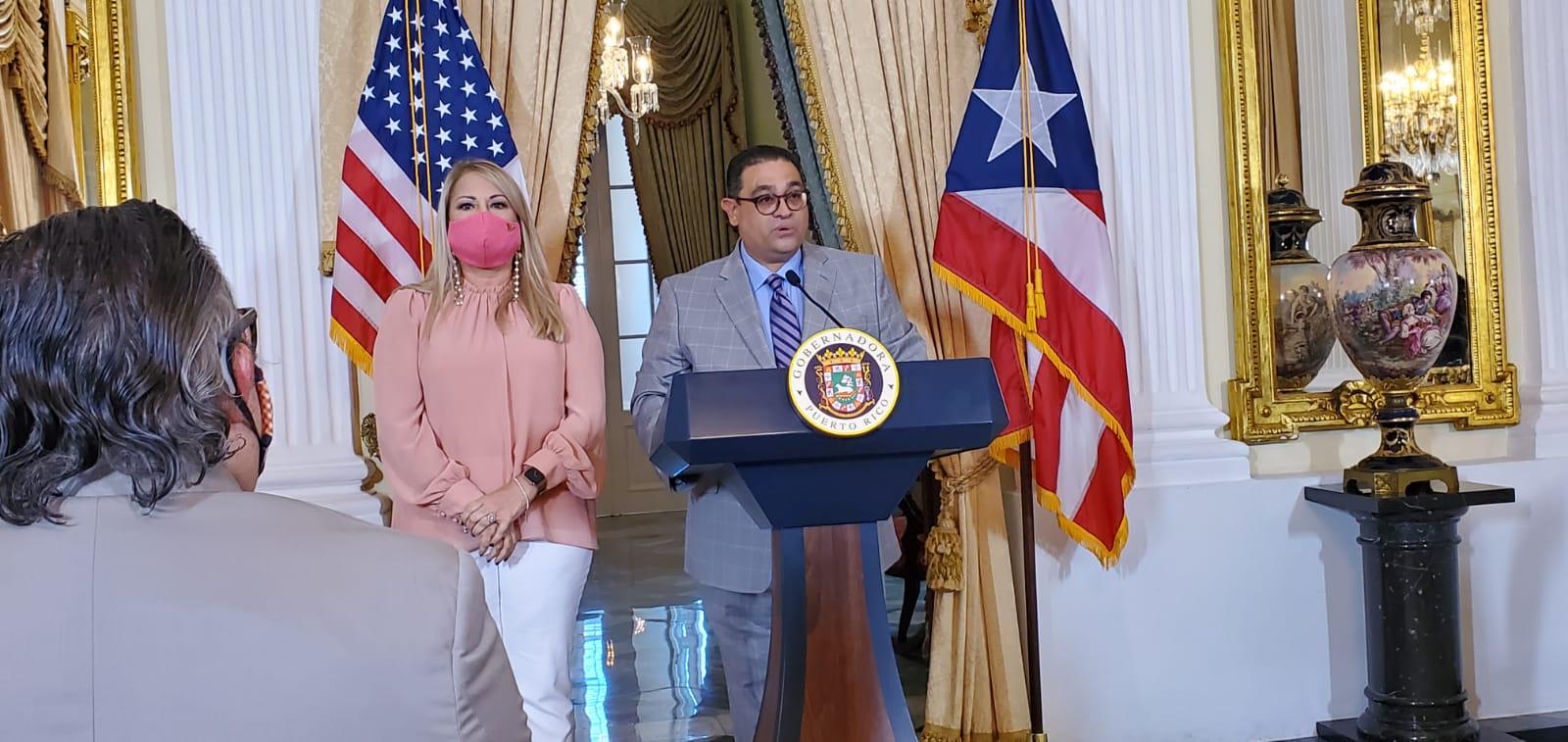 Gobernadora defiende nombramiento de Osvaldo Soto García como Contralor de Puerto Rico (Ampliación, Sonidos)
