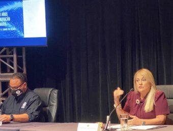Gobernadora presentará ayuda económica para padres y estudiantes de educación virtual (Sonido)
