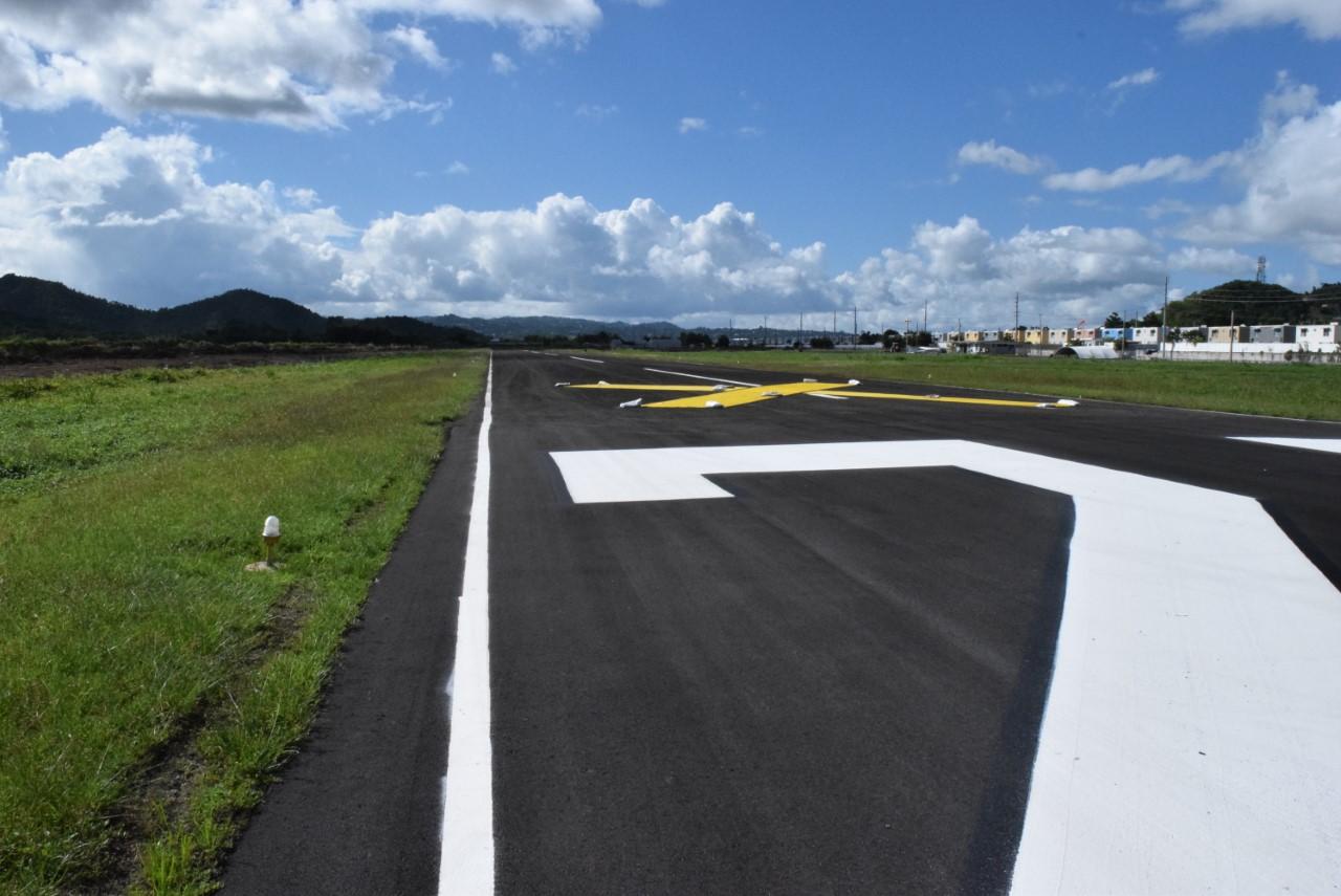 Autoridad de Puertos reabre Aeropuerto Regional de Humacao