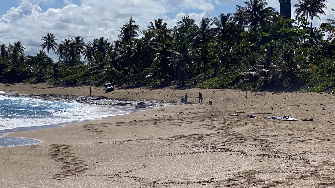 Se ahoga una persona en playa de Isabela