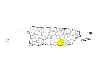 Se mantiene estable el nivel de sequía en Puerto Rico