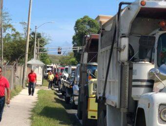 Camioneros y transportistas decretan estado de emergencia ante reducción en las tarifas de acarreo