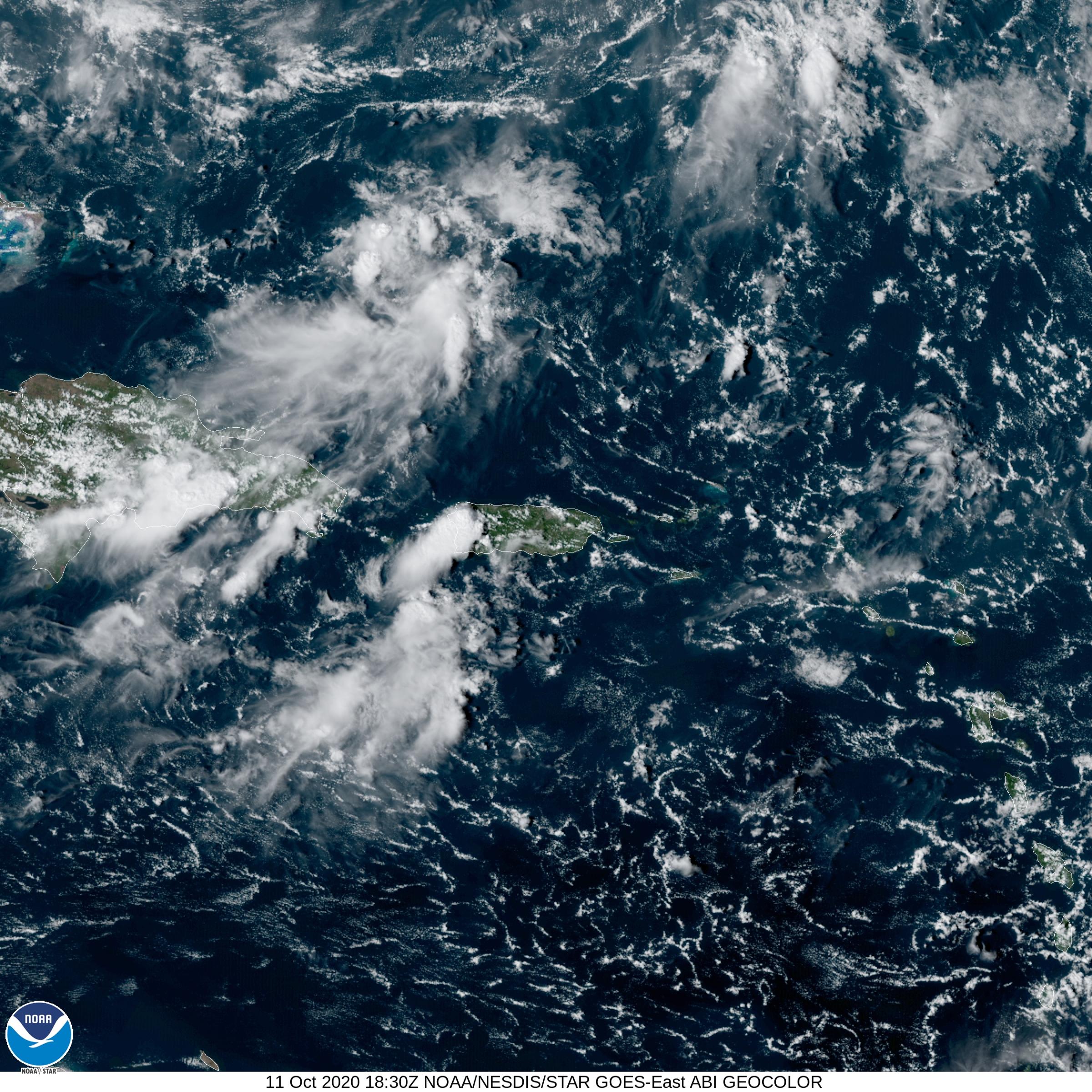 Meteorología emite boletín especial sobre las condiciones del tiempo