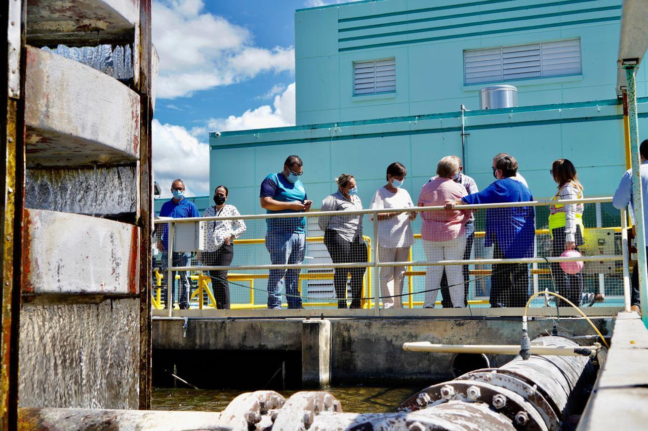 AAA anuncia proyecto de mejoras en la Planta de Filtros Ponce Nueva