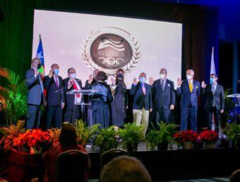 Juramenta el Comité Ejecutivo del Comité Olímpico de Puerto Rico