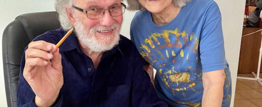 """Jacobo Morales y Blanca Silvia Eró relatan su trayectoria artística en el programa especial """"Vivir para la Vida"""" el Día de Acción de Gracias"""
