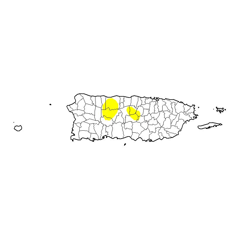 Aumenta levemente el nivel de sequía en Puerto Rico
