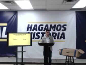 Manuel Natal pide investigación sobre voto por correo en San Juan por supuestas irregularidades (Sonido)