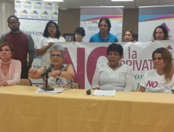 Asociación de Maestros Local Sindical radica cargo de práctica ilícita a secretaria designada de Educación Elba Aponte Santos