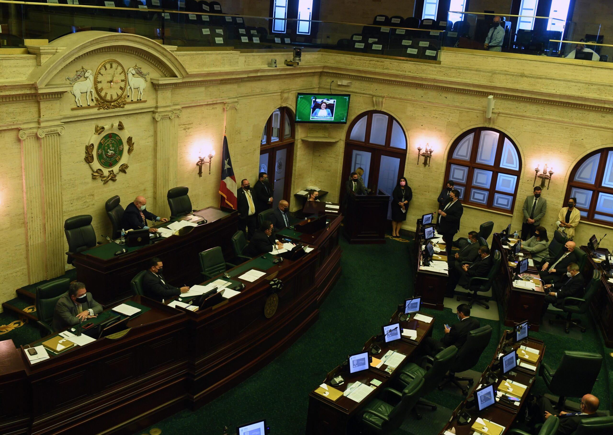 """Representantes buscan enmendar la Ley 54 conocida como """"Ley para la Prevención e Intervención con la Violencia Doméstica"""""""