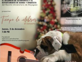 El Recinto Universitario de Mayagüez de la UPR presenta concierto virtual navideño de fin de semestre