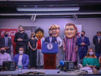 La SanSe será este fin de semana entre presencial y virtual según alcalde de San Juan (Ampliación, Sonido)