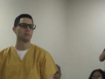 Jensen Medina Cardona regresa a la cárcel (Ampliación, Documento)