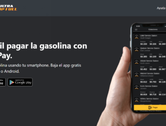 Franquicia de gasolina tiene app para pagar desde la bomba