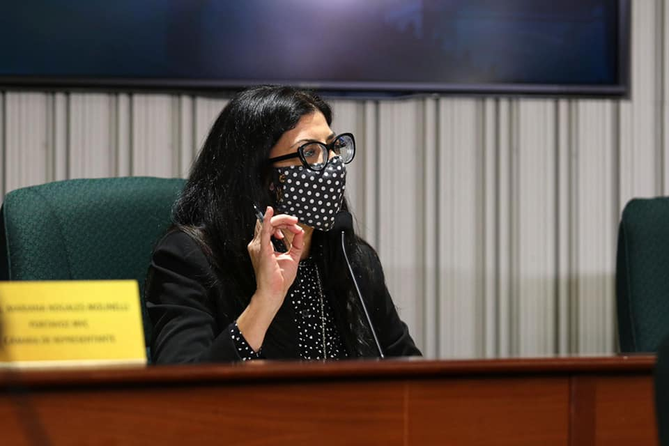 Exigen que se publique informes financieros de la representante Mariana Nogales
