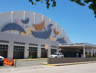 Aeropuertos internacionales de Aguadilla y Ponce reanudan vuelos comerciales desde el jueves, 1ro de abril