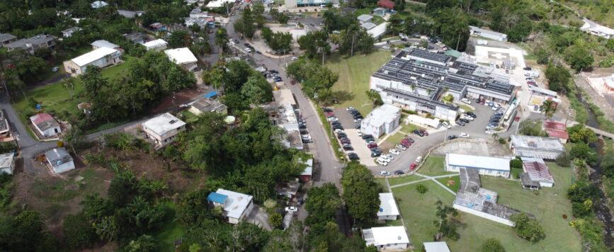 Castañer contará con una microrred solar para mantener los servicios esenciales de pequeños negocios (Revisado)