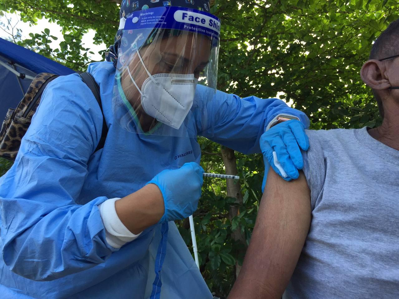 Aviso: Vacunación masiva en proyectos de vivienda
