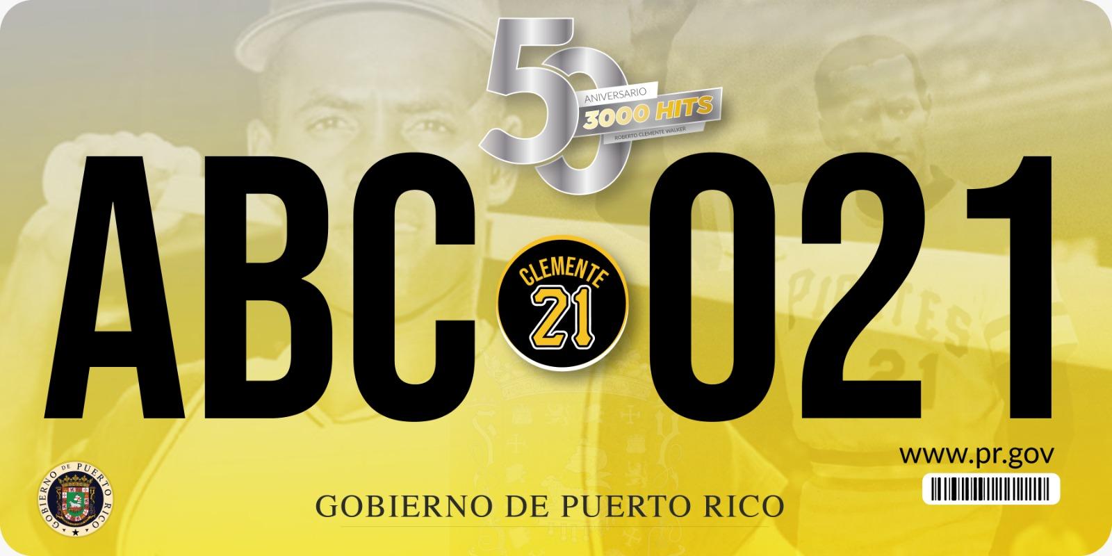Proponen tablilla y marbete conmemorativo al hit 3000 de Roberto Clemente