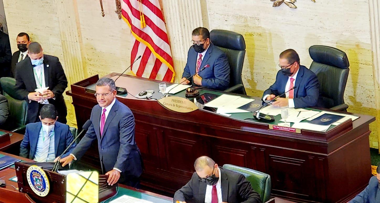 """Gobernador a legisladores sobre la estadidad: """"No cuenten conmigo para pelear"""""""