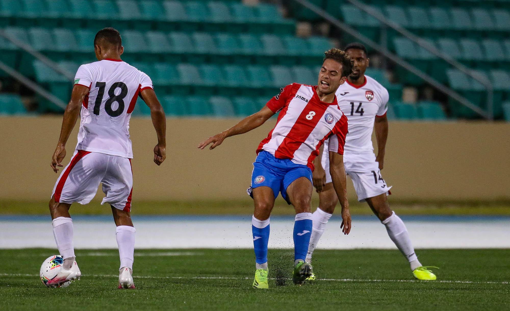 Puerto Rico espera respuesta de FIFA en el caso de Trinidad & Tobago