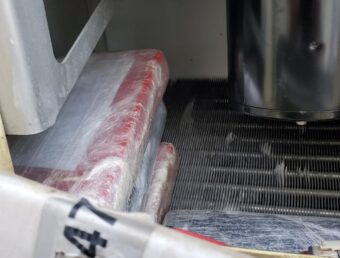 Aduanas confisca 44 kilos de cocaína dentro de contenedor a bordo de barco de carga en San Juan procedente de República Dominicana