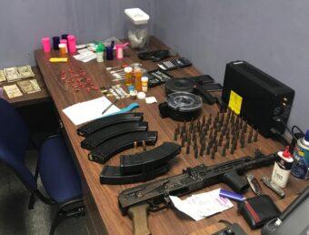 Agencia federal asume jurisdicción en arresto de una persona con un rifle, cargadores y numerosas municiones