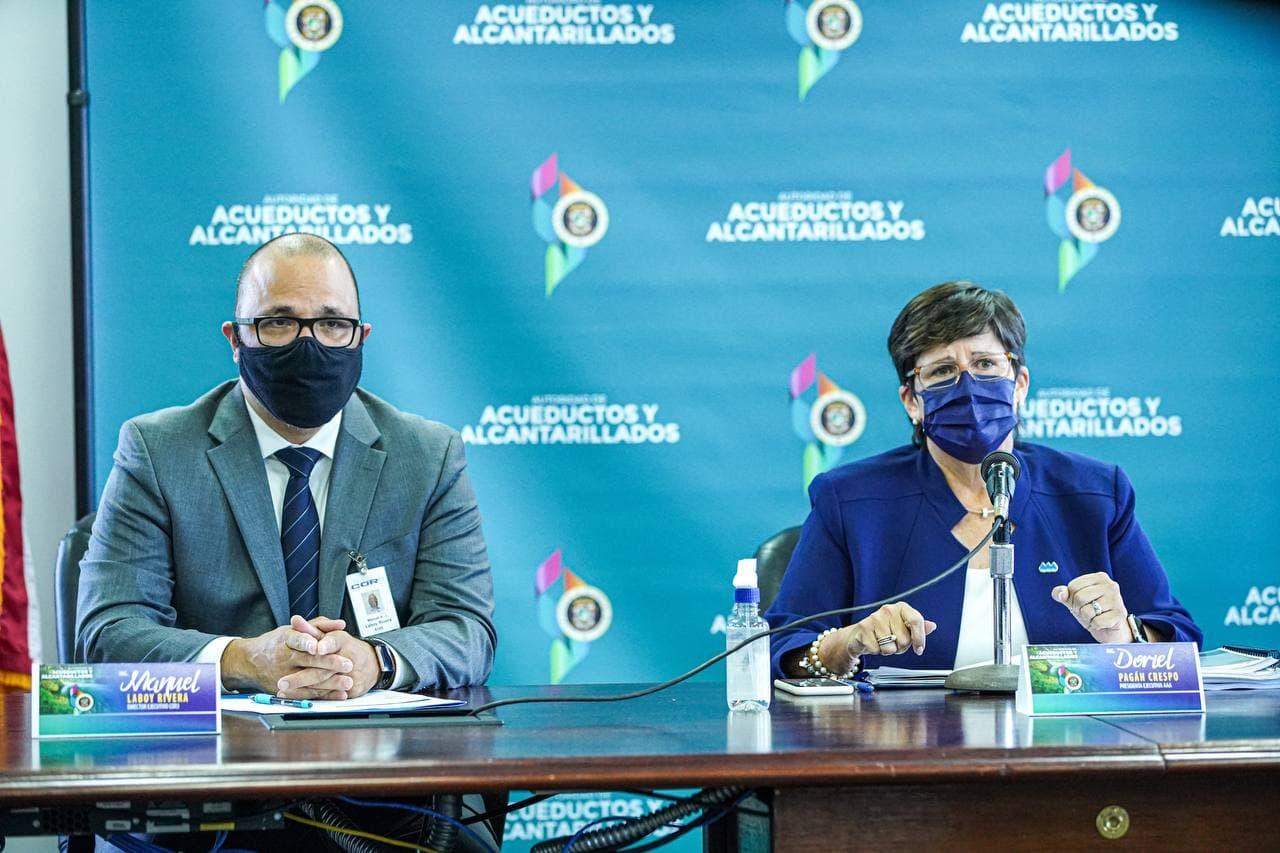 Presidenta de la AAA presenta primer plan de trabajo a FEMA (Sonido completo)