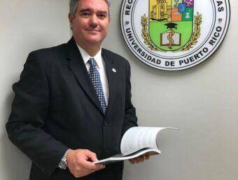 Rector de Ciencias Médicas agradece a la Junta de Control Fiscal por dar fondos que ayudan a mantener la acreditación del programa de neurocirugía