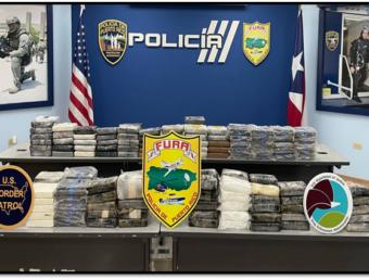 Ocupan 186 bloques de cocaína en Cabo Rojo