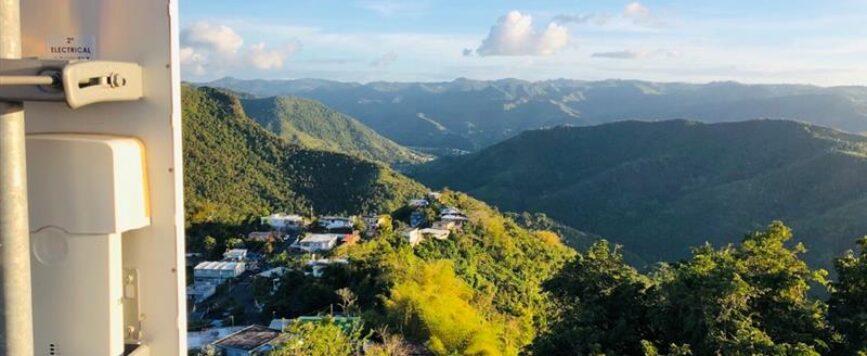 VPNet y Microsoft se unen para llevar Internet de banda ancha a comunidades rurales de Puerto Rico