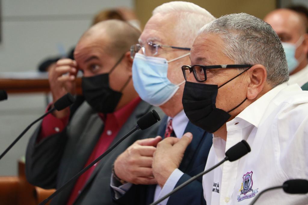 Trabajadores favorecen eliminación del Departamento de Seguridad Pública
