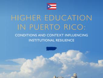 Estudio sobre la educación universitaria en Puerto Rico revela gran aumento en graduaciones a pesar de retos económicos para los estudiantes