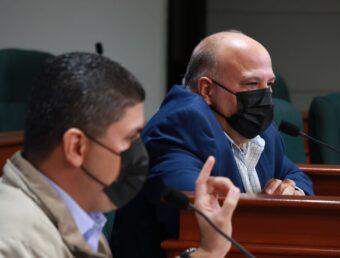 Surge polémica por la custodia permanente del paseo lineal de Puerta de Tierra