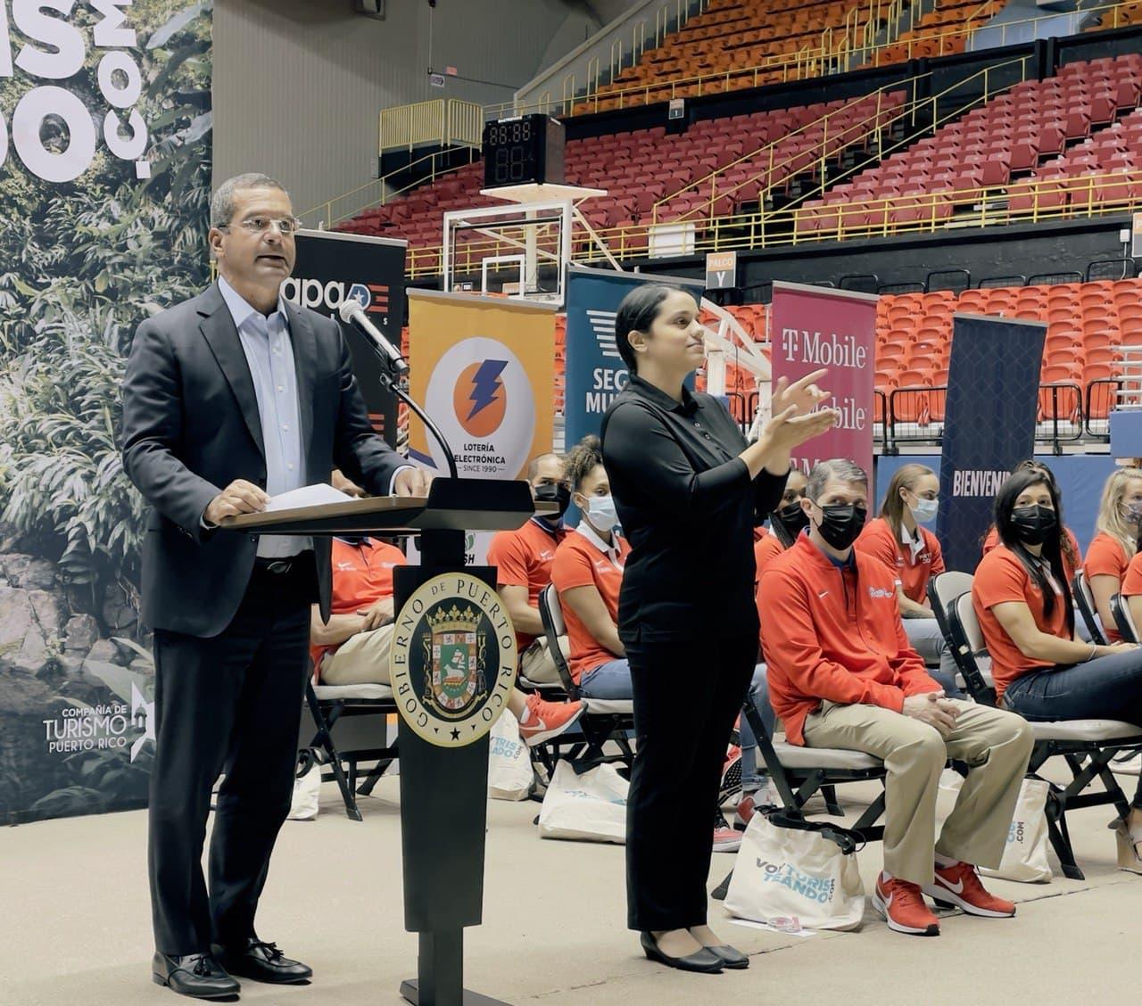 Torneo Internacional de Baloncesto femenino será el primer evento masivo desde la pandemia del COVID-19 en Puerto Rico (Sonido)